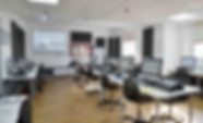 Music Production  classrom at SEM music school