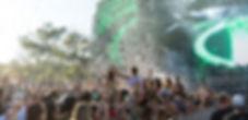Music Fans Crowd in a music festival at Ilesoniq Festival