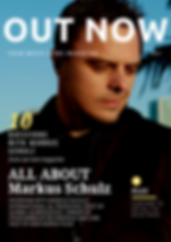 Markus Schulz DJ&Music Producer on Interview with Out Now Music Magazine
