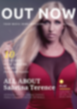 Sabrina Terence Feamle DJ&Music Producer on Interview with Out Now Music Magazine