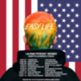Easy Life - North America Tour