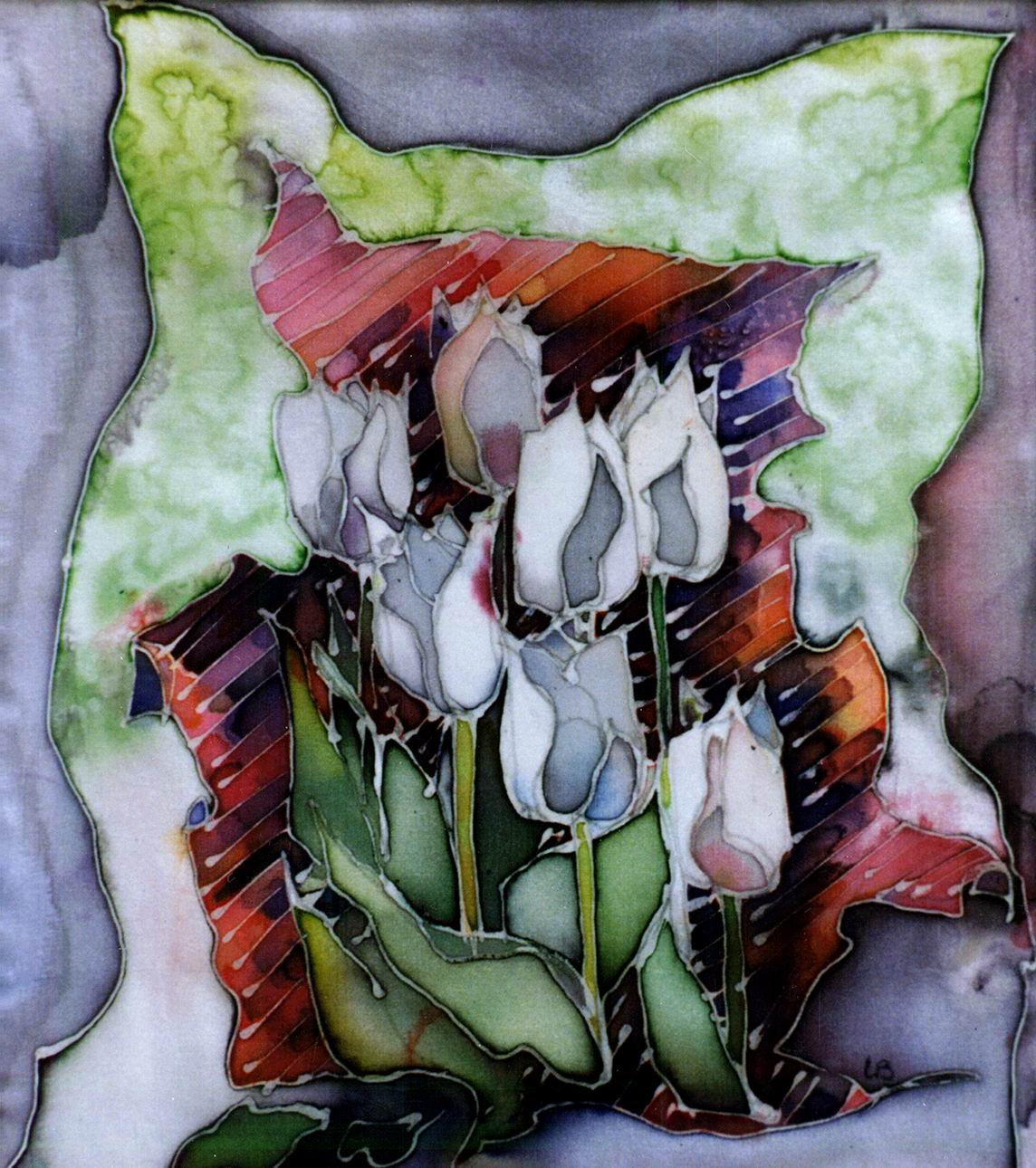 002 - Witte Tulp