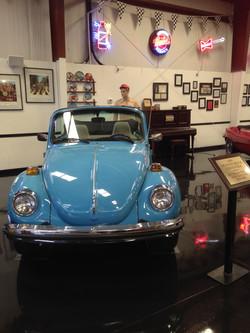 1976 VW Super Beetle Convertible
