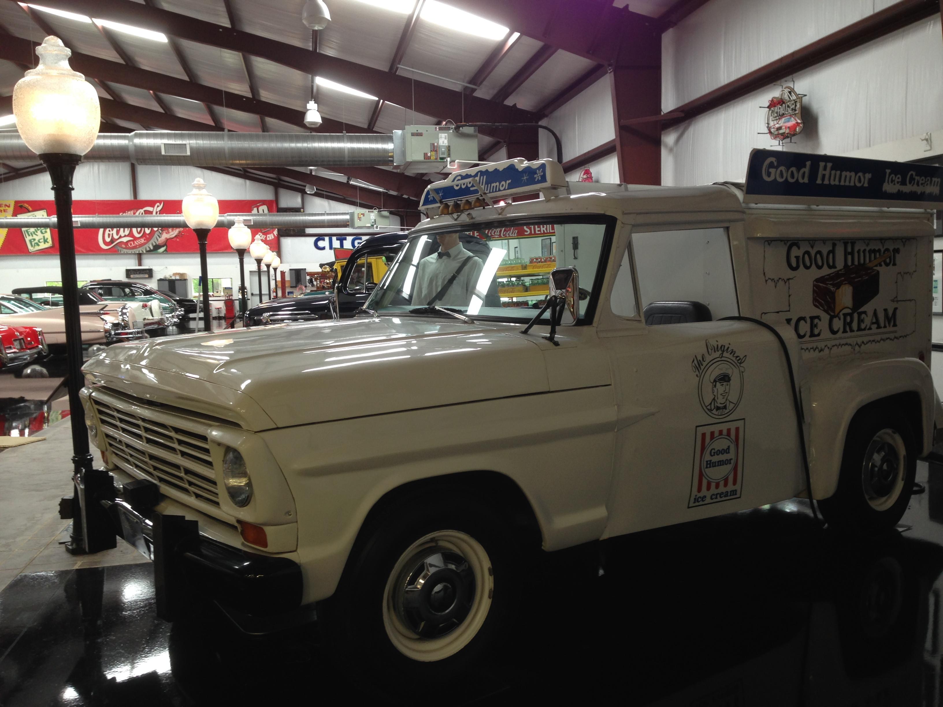 1969 Good Humor Truck