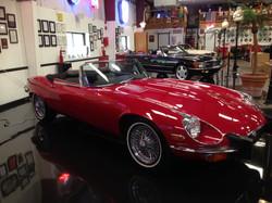 1973 Jaguar Roadster Convertible