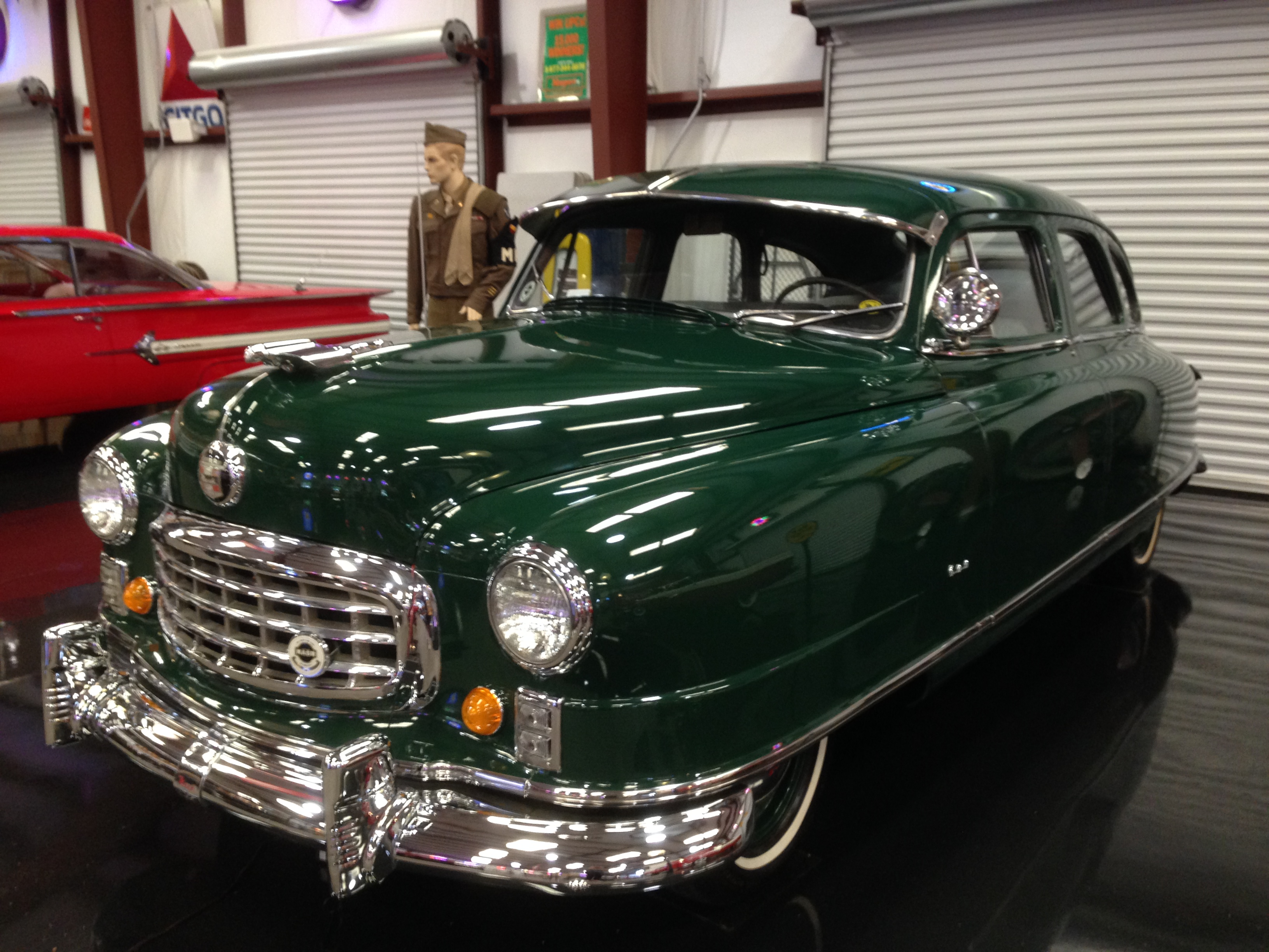 1950 Oldsmorbile