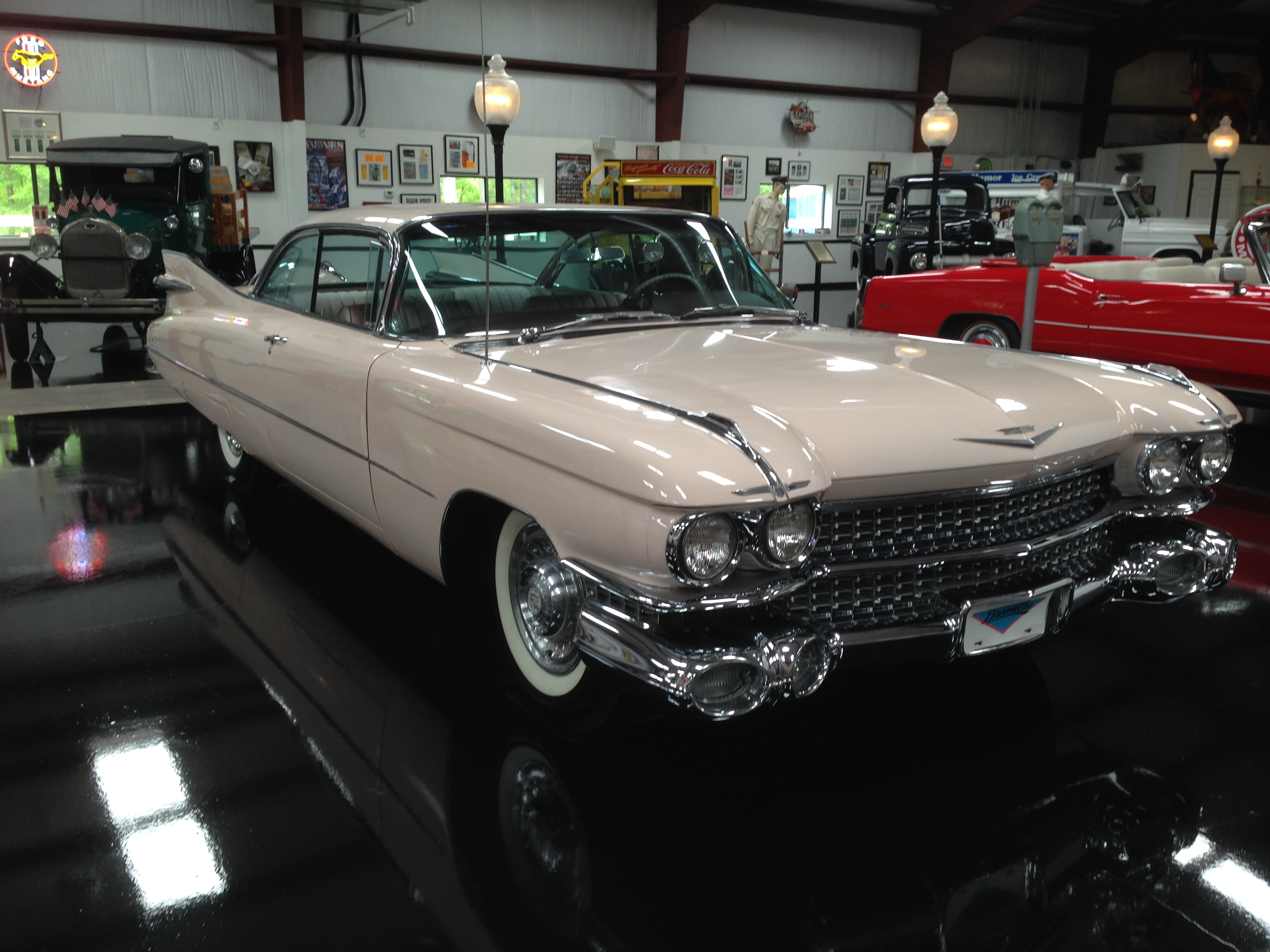 1959 Cadillac Coupe