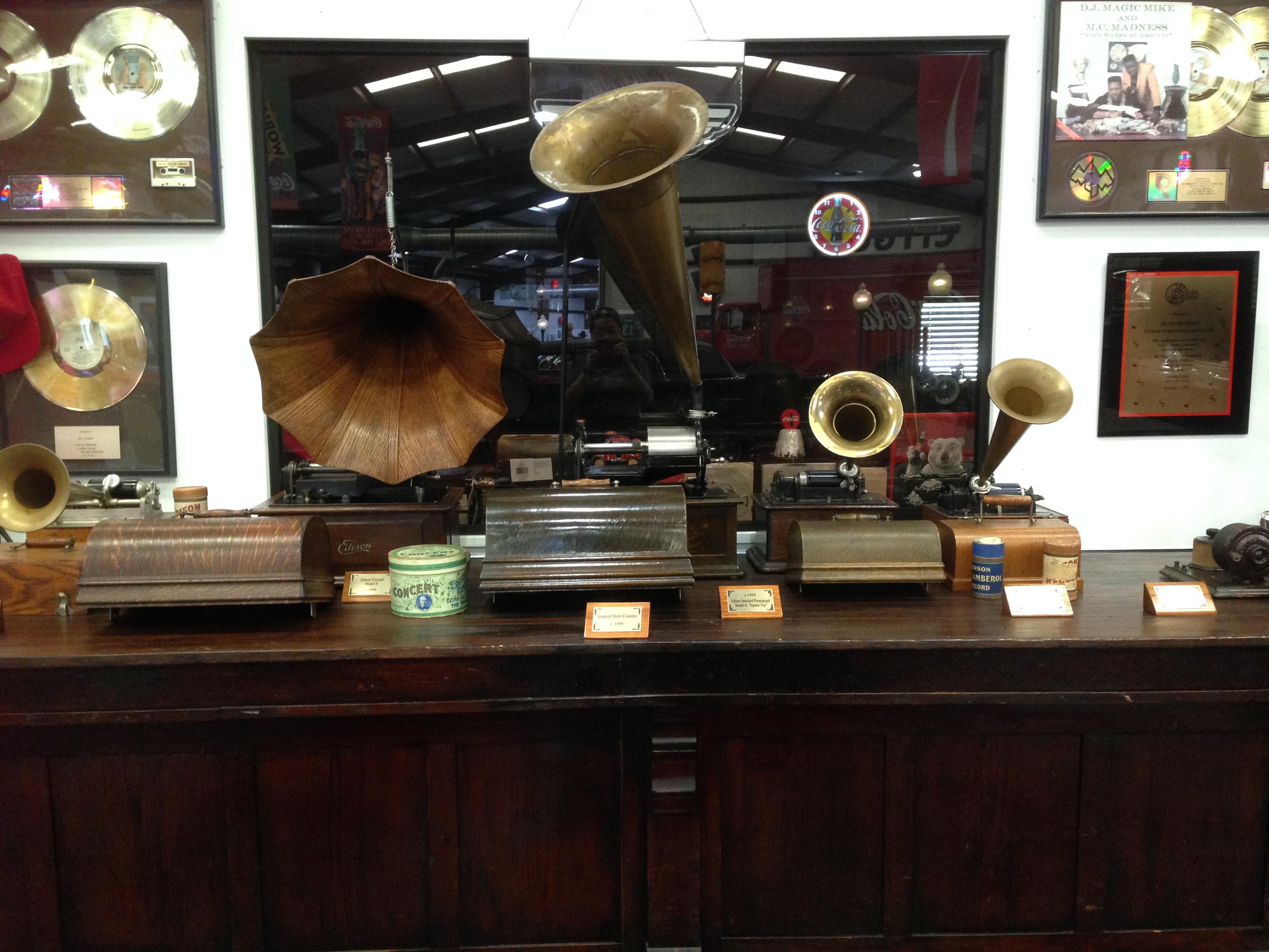 Phonographs