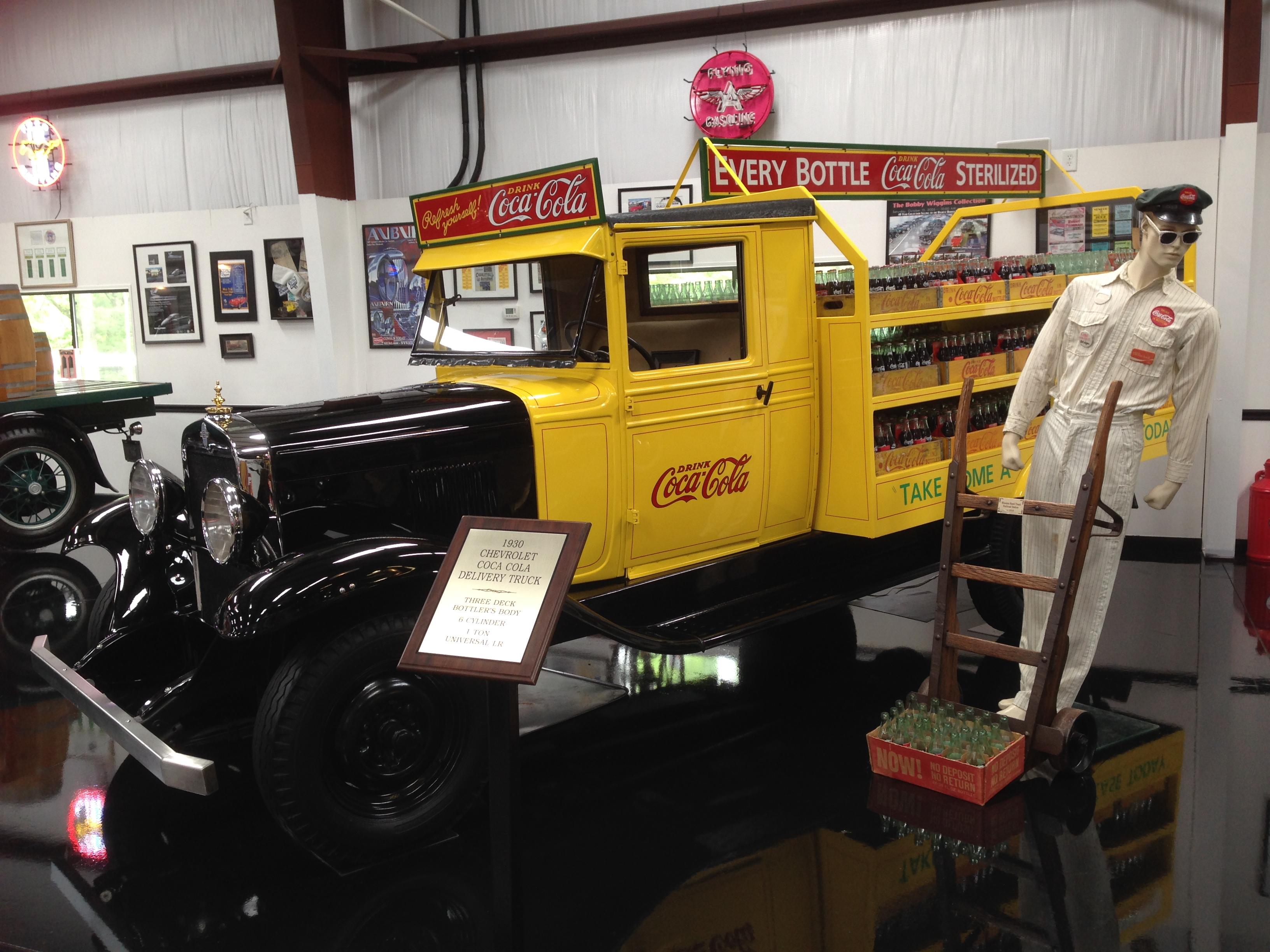 1930 Chevy Coca Cola Delivery Truck