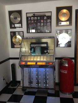 1950'2 Seeburg Jukebox