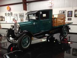 1928 Ford AA Stake Truck