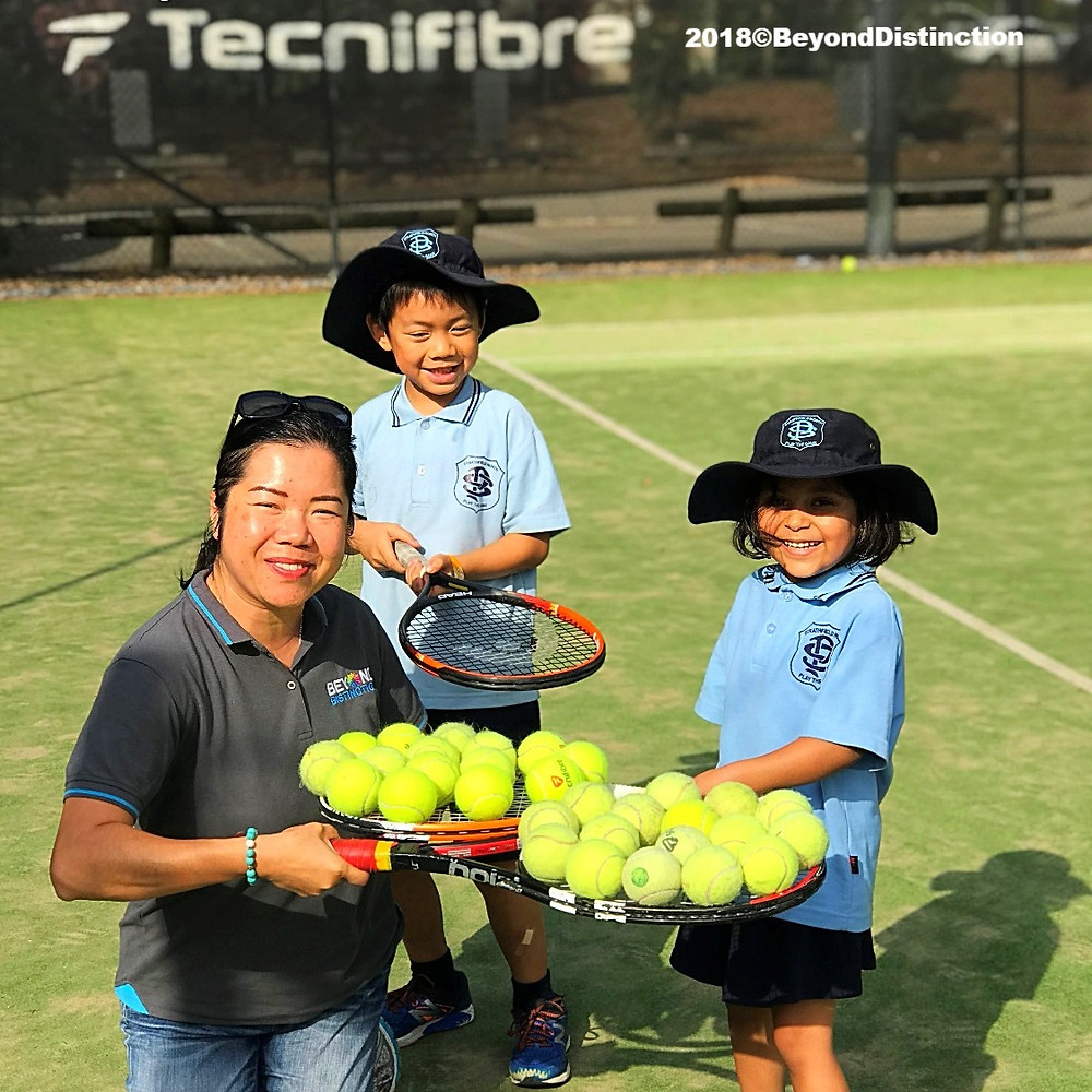 BeyondDistinction - Tennis students 2018T1