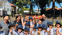 School Visit - St Patricks Mortlake