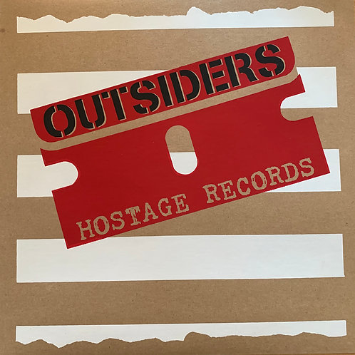 HR077 OUTSIDERS Test Press