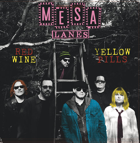 "MESA LANES ""ED COLVER EDITION"" Yellow"