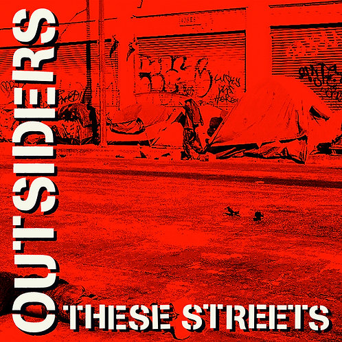 "HR077 OUTSIDERS ""These Streets"""