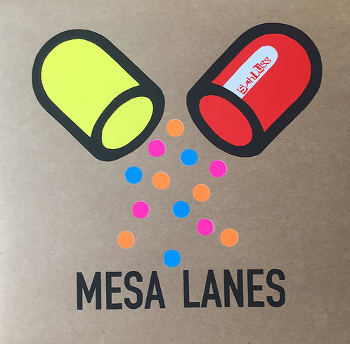 "MESA LANES ""TEST PRESS"" HR079"