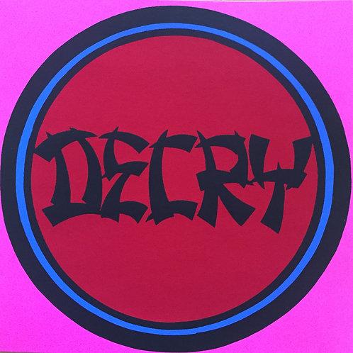 DECRY Keystone Criminal PINK EDITION