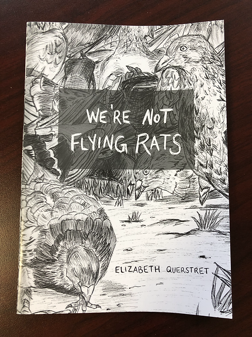 We're Not Flying Rats