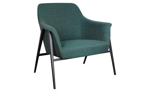Tennyson Armchair - Dark Green