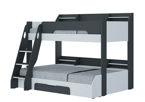 Flick Tripe Bunk Bed
