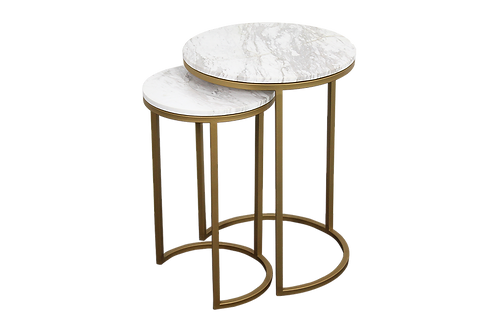 Set Of 2 Talora Side Tables