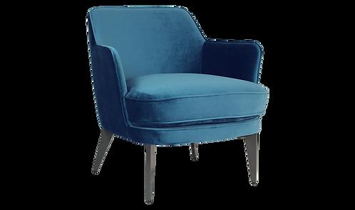 Atticus Armchair - Blue