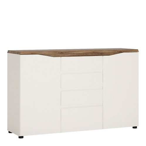 Toledo 2 door 4 drawer sideboard