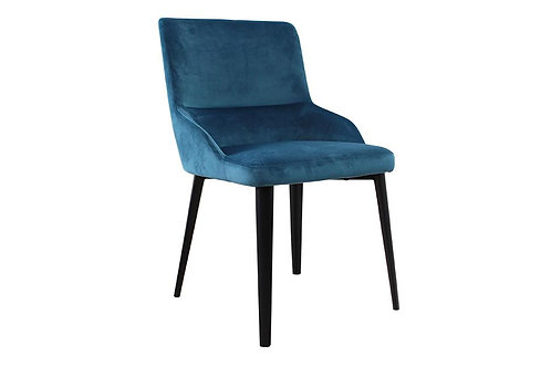 Set of 2 Ventura Dining Chairs - Teal