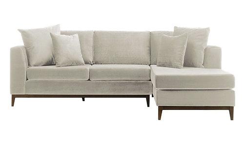 Amigo 2-Seater Sofa with Chaise - COM