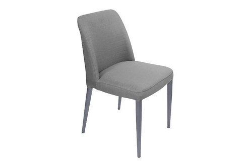 Set of 2 Ala Dining Chairs - Grey
