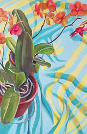 11-14-20-orchids-on-a-striped-cloth-24-x