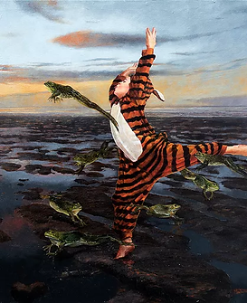 Mark Gleason Paintings