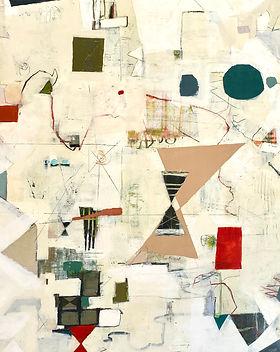 Abstract art by Deborah Bowen