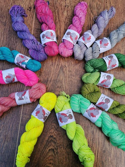 Peruvian DK - All Colours