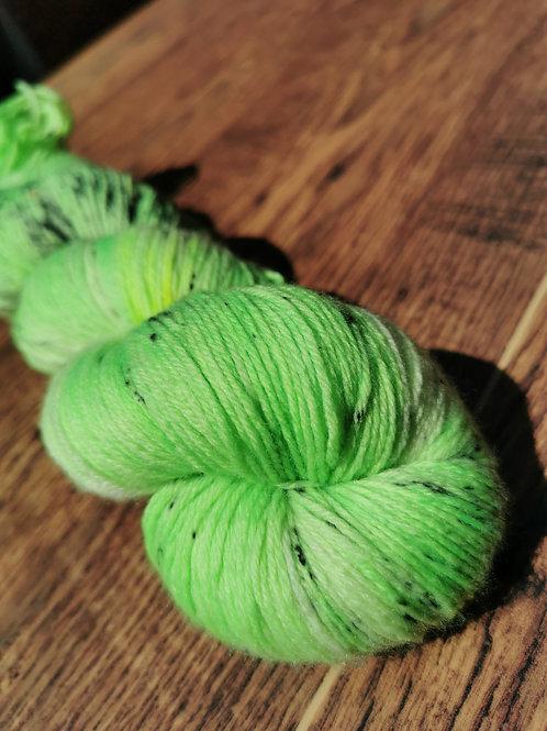 Neon Green Grass of Home