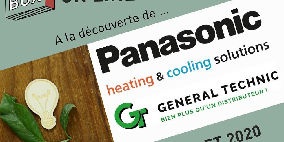Archi Box On Line : Panasonic heating & cooling