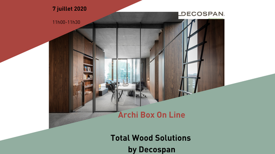 Archi Box On Line : Total Wood Solutions -Decospan