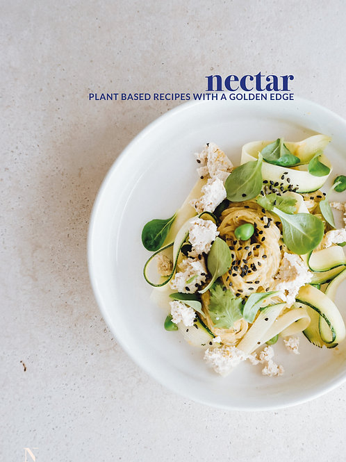 ebook | Plant-based recipes with a golden edge