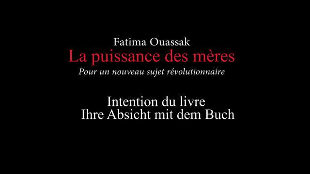 Interview mit Fatima Ouassak