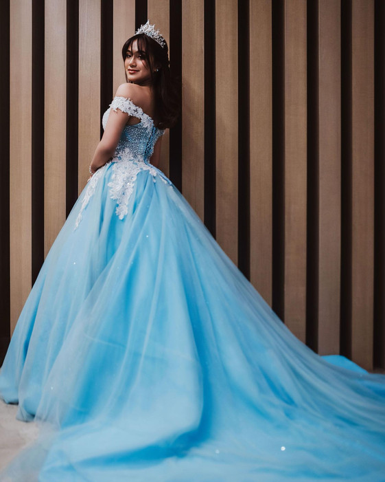 18th Bday Gown
