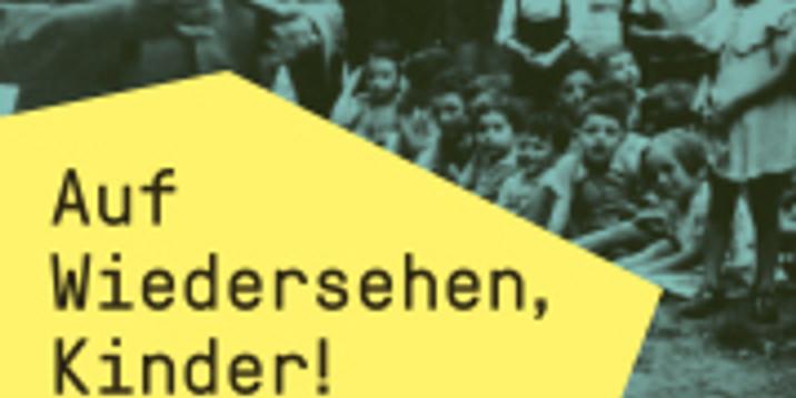'Auf Wiedersehen liebe Kinder' Lesung mit Lilly Maier