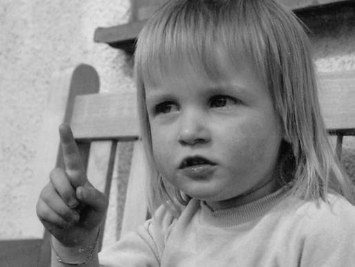 """""""Sarah helfen"""" Berufswegweiser erster Zweiwortsatz?"""