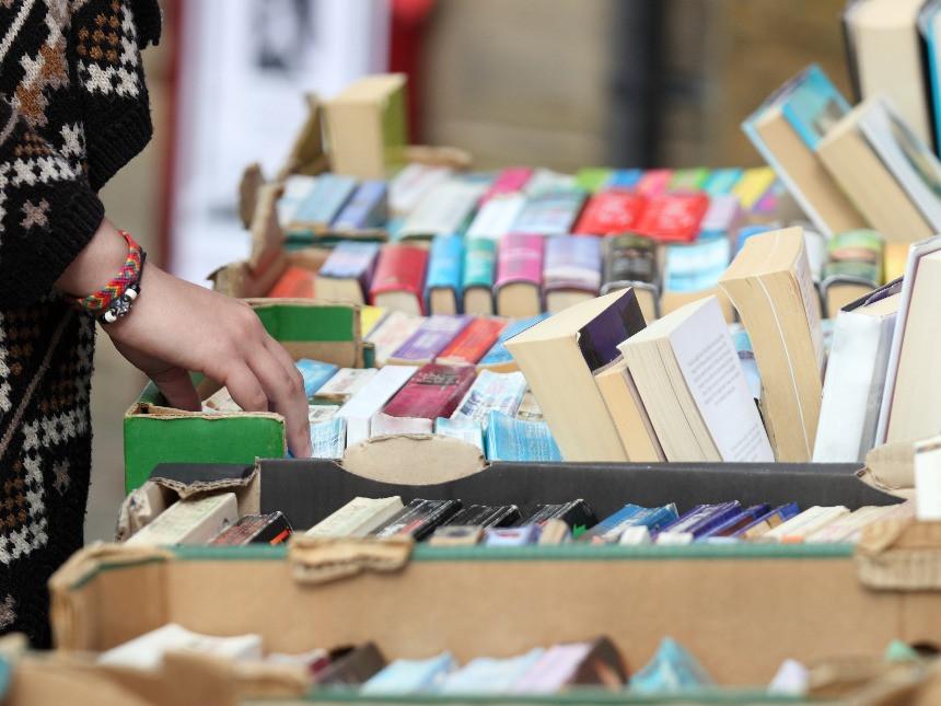Bücher ausmisten und verkaufen