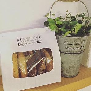 人気のクッキー7枚入りギフト袋新登場(╹◡╹)お土産にいかがですか?_#クッキー