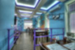 фотосъёмка интерьера кафе