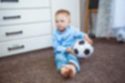 домашнее детское фото