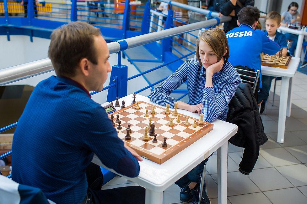 фотосъёмка шахматного турнира