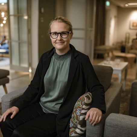 Helsingin Sanomat kirjoitti aukeaman jutun Private Mediatorista / Pirita Virtasesta