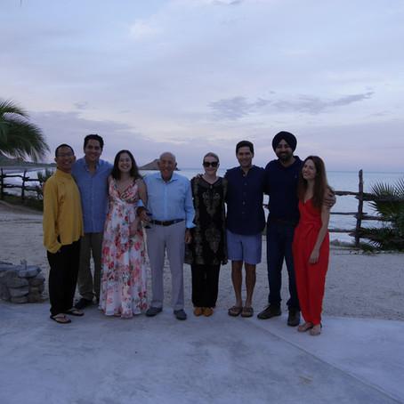 Daniel Weinstein's annual mediator gathering in Cabo Pulmo